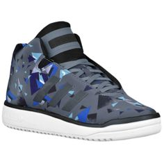 adidas Originals Veritas Mid - Boys' Grade School - Onix/Black/White