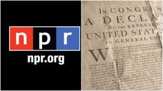 Trump Supporters Go Nuts And Scream Liberal Bias After NPR Tweets The Declaration Of Independence