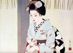 日本の私が好きな美人画家 志村立美