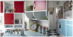 retro kitchens images - Google Search