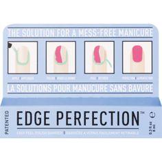Edge Perfection Easy Peel Polish Barrier, 0.3 OZ - CVS.com