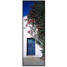 Trademark Art Spanish Door Canvas Art by Preston, 16x47, Multicolor