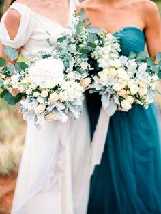 Romantic desert wedding inspiration