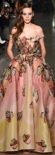 Elie Saab Haute Couture SS 2015 | cynthia reccord #HauteCouture