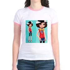 pkb empire 72 Jr. Ringer T-Shirt