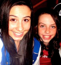 I just love these two SOOO incredibly much! You guys have no idea how much inspiration they give me! They have the best personality and inspire SOOO many people! I love all six of them soooooooooooooooo much and I can't wait to see them one day! I am the #1CimorelliFan and always will be! Love you Christina, Katherine, Lisa, Amy, Lauren, and Dani, and the trest of your family!!! <3 <3 <3 ~#1CimorelliFan @Meadow Henderson