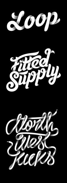 Awesome-Typography-Collection