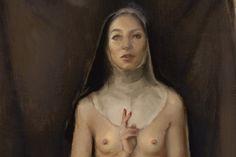 Shaun Berke, 1983 | Symbolist /Portrait /Figurative painter.