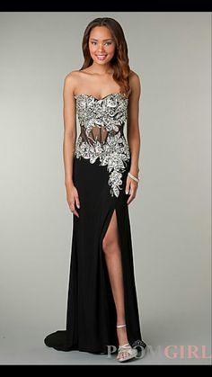 My Senior prom dress I want