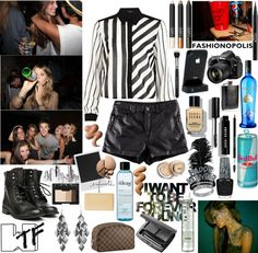 """""""Here's to the nightss we don'tt rememberrrr and the frienddss we won't forgettt"""" by emmaaaaxoxo ❤ liked on Polyvore"""