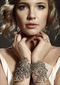 The Best Trends in Wedding Accessories 2013