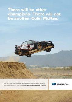 """""""Habrá mas campeones, pero no habrá otro Colin McRae"""" Los buenos tiempos para Subaru parecen que vuelven"""