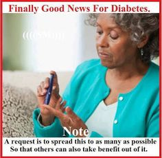About Hindustan: Finally Good New for Diabetics