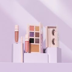 This Donald & Daisy Makeup Collection Is Stunning - Makeup - Disney Inspired Makeup, Donald And Daisy Duck, Makeup News, How To Line Lips, Dose Of Colors, Stunning Makeup, Lip Liner, Makeup Collection, Liquid Lipstick
