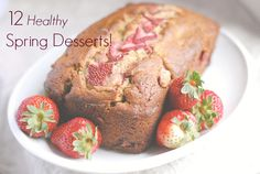 12 Healthy Spring Dessert Recipes Kids Will Love!