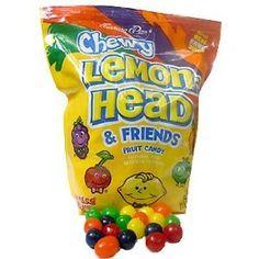 BESTSELLER! Chewy Lemonhead  Friends - 22oz Bag $10.52
