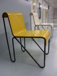 Gerrit Rietveld, Beugelstoel (1927), Metz & Co