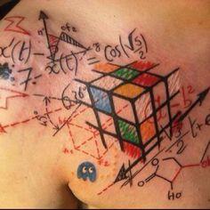 nerdy ink! Pretty fun! #ink #nerdy #tats #tattoo