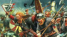 Una de vikingos, por Peter Dennis. Más en www.elgrancapitan.org/foro