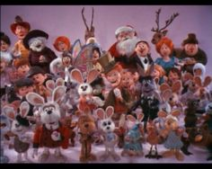 rankin/bass | Rankin-Bass Productions: Here Comes Peter Cottontail Retrospective ...