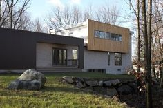 Flat Roof Homes Design Ideas, Pictures, Remodel and Decor
