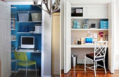 Oficinas en armarios