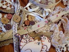 Sewing embellishments.