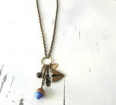 Five charms pendant One Direction Inspired by ruthreizin on Etsy, $28.00