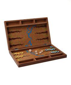 Look what I found on #zulily! Zoo Bird Backgammon Set #zulilyfinds