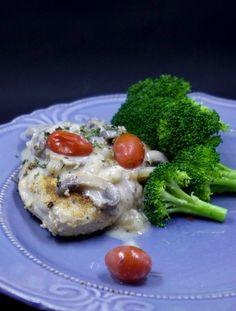 Chicken Scallopini w