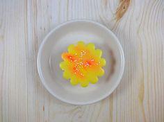 Cherry Lemonade Soy Wax Tart Scallop Tart by brumaliacandles, $1.50