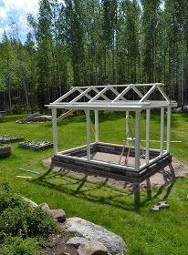 Dan Green, Outdoor Furniture Sets, Outdoor Decor, Garden Bridge, Outdoor Structures, Gardening, Dreams, House, Vegetable Gardening