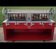 Wood Grill, Bbq Grill, Barbecue, Outdoor Grill Area, Indoor Outdoor, Bbq Rotisserie, Argentine Grill, Outdoor Fireplaces, Food Prep