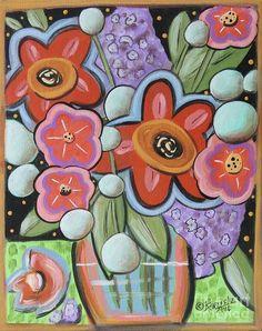 Fabulous Blooms 1 by Karla Gerard