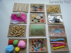 Sensory Boards - Serenity You