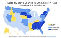 States Cut Power Plant Emissions Ahead of New EPA Rule | Climate Central  NC is doing well http://www.climatecentral.org/news/states-cut-power-plant-emissions-19237