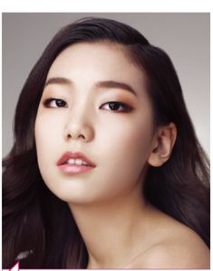 Soft browns bridal makeup  -Asian/monolid eyes