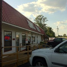 Best BBQ joint in Alabama. Jim's is on US 82 in Billingsley, between Maplesville and Prattville