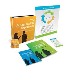 The Accountability Experience combines a self-assessment and a one-day workshop to allow employees to feel more in control of outcomes and improve key work relationships.