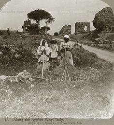 Roma Sparita - Via Appia Antica