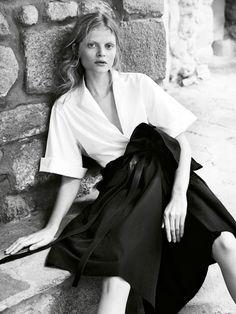 marie claire australia nathalia oliviera nicole bentley june 2014 nathalia oliviera jana pakorny celine, josh goot photo shoot editorial fashion