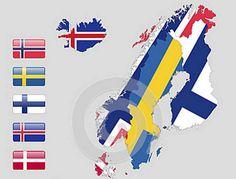 Langues Scandinaves: Finnois, Norvégien, Suédois, Islandais.  Traduction et Interprétation.  http://www.finverbus.com