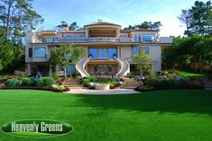 Artificial grass or synthetic grass is a great substitute of natural grass. It is made up of synthetic materials and is used in stadiums, offices and houses. Synthetic grass is designed to decrease the maintenance costs goes on natural grass. Artificial Grass Installation, Artificial Turf, Turf Installation, Grass Alternative, No Grass Backyard, Backyard Ideas, Backyard Designs, Synthetic Lawn, Unique House Plans