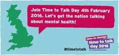 Time to Talk Day 2016