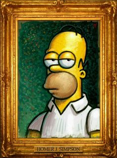 Homero J Simpson