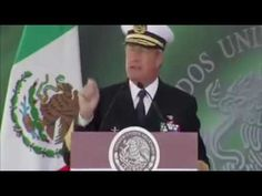 Marino humilla a Enrique Peña Nieto