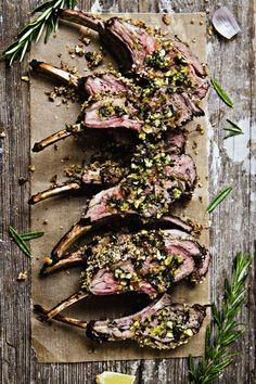 Rosemary Lamb | Recipe