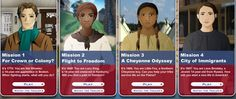 The Commons: Students learn history with this interactive educational game