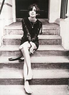 Alexa Chung...the essence of London style