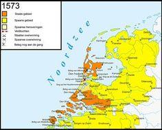 80 jarige oorlog - De Tachtigjarige Oorlog, in de modernere geschiedschrijving ook De Opstand of de Nederlandse Opstand genoemd, was een opstand en strijd in de Nederlanden (1568-1648, met een Twaalfjarig Bestand in de jaren 1609-1621). De oorlog begon als opstand in een van de rijkste gebieden van Europa, de Habsburgse Nederlanden, tegen het machtigste rijk in Europa, het Spaanse Rijk onder koning Filips II.